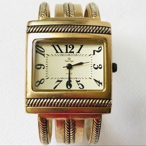 Premier Designs Cuff Bracelet Watch